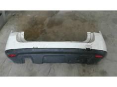 Recambio de paragolpes trasero para dacia duster 1.5 dci diesel fap cat referencia OEM IAM