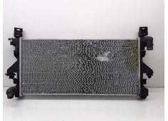 Recambio de radiador agua para fiat ducato caja cerrado 35 techo sobreelevado (06.2006 =>) 2.3 jtd cat referencia OEM IAM RA0070