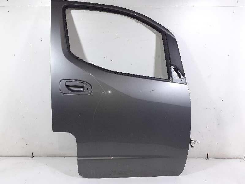 Recambio de puerta delantera derecha para nissan nv 200 (m20) evalia tekna referencia OEM IAM H0100BJ0MA