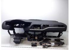 Recambio de kit airbag para citroen c5 station wagon 2.0 hdi fap referencia OEM IAM 98015973ZD 9674290580