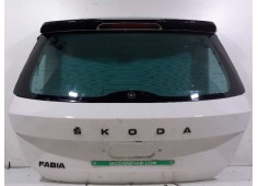 Recambio de porton trasero para skoda fabia monte carlo referencia OEM IAM 6V6827023G