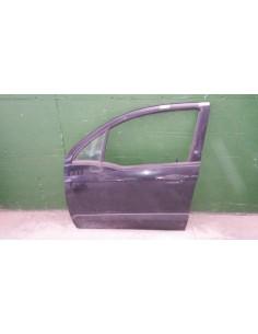 Recambio de puerta delantera izquierda para chevrolet matiz 0.8 cat referencia OEM IAM  96529