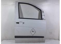Recambio de puerta delantera derecha para mercedes vito caja cerrada 6.03  115  cdi  compacto (639.601) referencia OEM IAM A6397