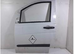 Recambio de puerta delantera izquierda para mercedes vito caja cerrada 6.03  115  cdi  compacto (639.601) referencia OEM IAM A63