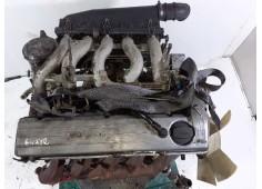 Recambio de motor completo para ssangyong korando 2.9 d referencia OEM IAM 662910 20052403