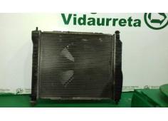 Recambio de radiador agua para daewoo kalos 1.2 cat referencia OEM IAM 96536523SA