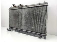 Recambio de radiador agua para subaru forester s12 2.0 diesel cat referencia OEM IAM