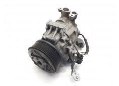 Recambio de compresor aire acondicionado para subaru forester s12 2.0 diesel cat referencia OEM IAM 73111SC000 Z0007811A 51-0797