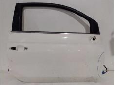 Recambio de puerta delantera derecha para fiat 500 cabrio (150) lounge referencia OEM IAM