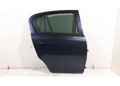 Recambio de puerta trasera derecha para opel corsa d color edition referencia OEM IAM