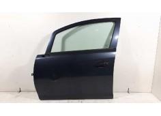 Recambio de puerta delantera izquierda para opel corsa d color edition referencia OEM IAM