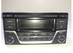 Recambio de sistema audio / radio cd para nissan juke (f15) 1.5 turbodiesel cat referencia OEM IAM 28185BV80A G13W2DIN