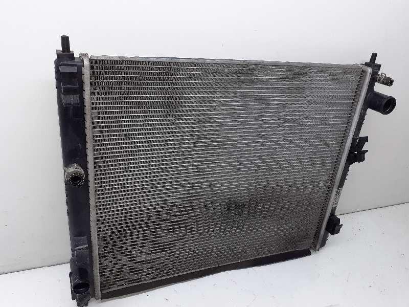 Recambio de radiador agua para nissan juke (f15) 1.5 turbodiesel cat referencia OEM IAM 214101KK0B