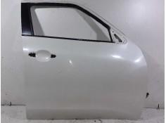 Recambio de puerta delantera derecha para nissan juke (f15) 1.5 turbodiesel cat referencia OEM IAM H0100BA6MB