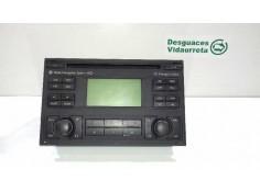Recambio de sistema audio / radio cd para volkswagen sharan (7m6/7m9) conceptline (11.2004) referencia OEM IAM 1J0035191A 761200