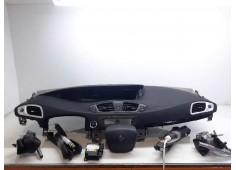 Recambio de kit airbag para renault scenic iii dynamique referencia OEM IAM 985701921R 285589605R 2840927703