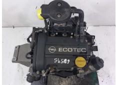 Recambio de motor completo para opel corsa c club referencia OEM IAM Z10XE 19 P63003