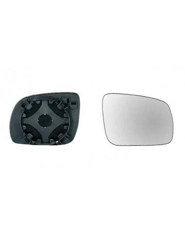 Recambio de cristal retrovisor derecho para seat ibiza (6k1) referencia OEM IAM 1J1857522B 31852012 1J1857522C